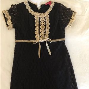 Little girl's size10/12 party dress
